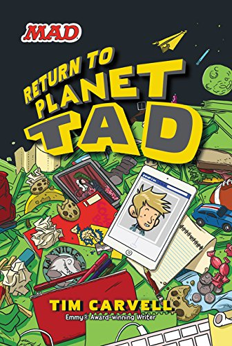 9780062266262: Return to Planet Tad