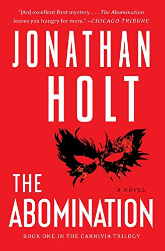 9780062267016: The Abomination: A Novel (Carnivia Trilogy, The)