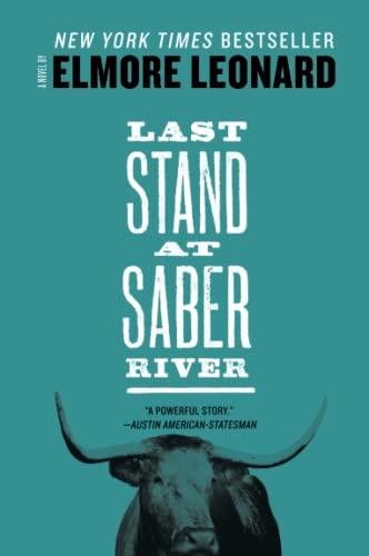 Last Stand at Saber River: Leonard, Elmore