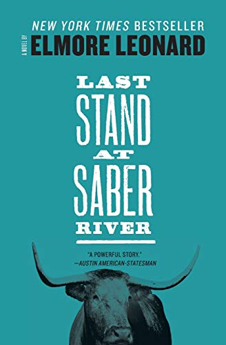 9780062267290: Last Stand at Saber River