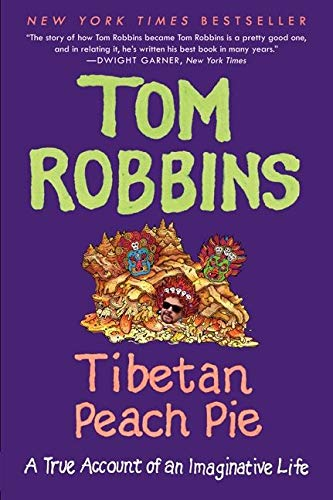 9780062267412: Tibetan Peach Pie: A True Account of an Imaginative Life