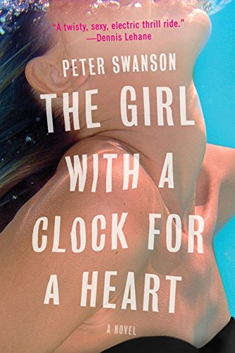 9780062267498: The Girl with a Clock for a Heart