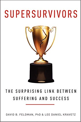 9780062267856: Supersurvivors: The Surprising Link Between Suffering and Success