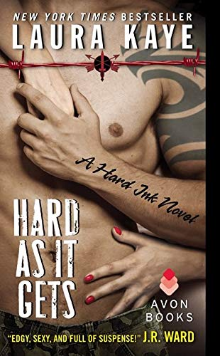 9780062267887: Hard As It Gets: A Hard Ink Novel