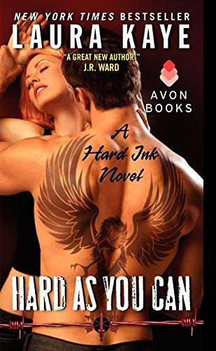 9780062267900: Hard As You Can: A Hard Ink Novel