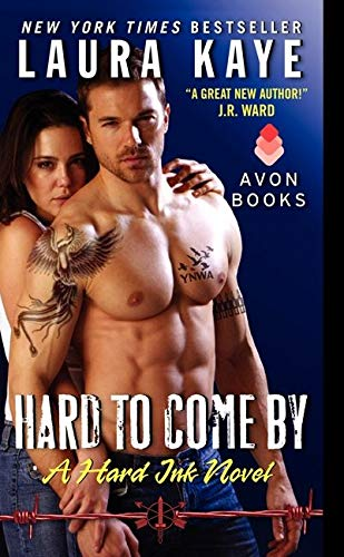 9780062267924: Hard to Come By: A Hard Ink Novel