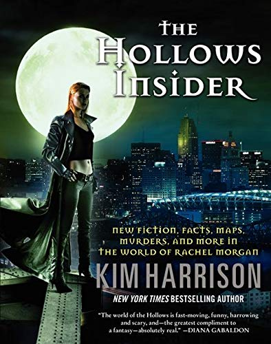 9780062268471: The Hollows Insider