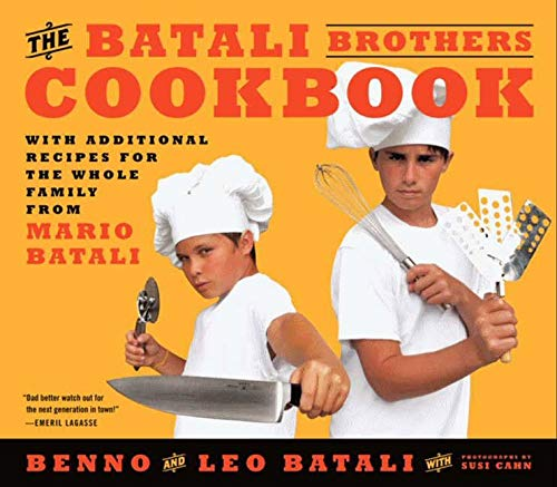 9780062269348: The Batali Brothers Cookbook