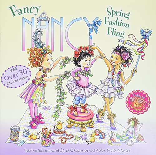 9780062269560: Fancy Nancy: Spring Fashion Fling