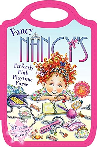 9780062269621: Fancy Nancy's Perfectly Pink Playtime Purse
