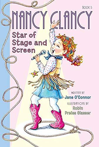 Fancy Nancy Clancy Star Of Stage OConnor