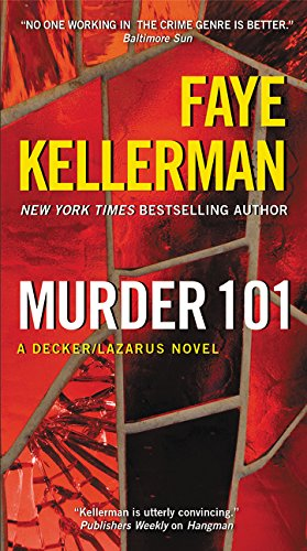 9780062270191: Murder 101: A Decker/Lazarus Novel (Decker/Lazarus Novels)