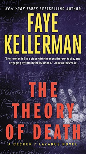 9780062270221: The Theory of Death: A Decker/Lazarus Novel