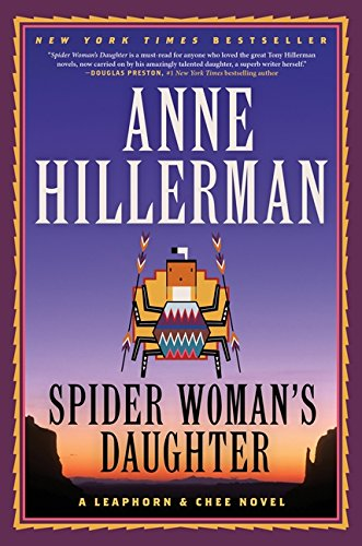 9780062270481: Spider Woman's Daughter (Leaphorn and Chee)