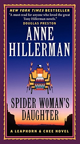 9780062270498: Spider Woman's Daughter: A Leaphorn & Chee Novel