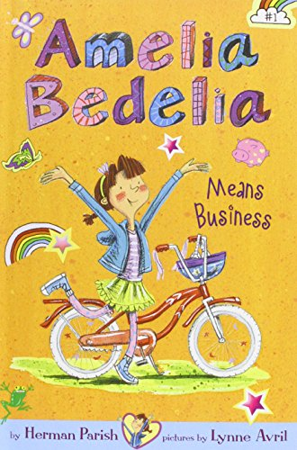 9780062270542: Amelia Bedelia Means Business (Amelia Bedelia Chapter Books)