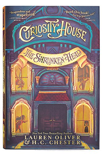 9780062270818: Curiosity House: The Shrunken Head