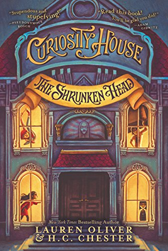 9780062270825: Curiosity House: The Shrunken Head