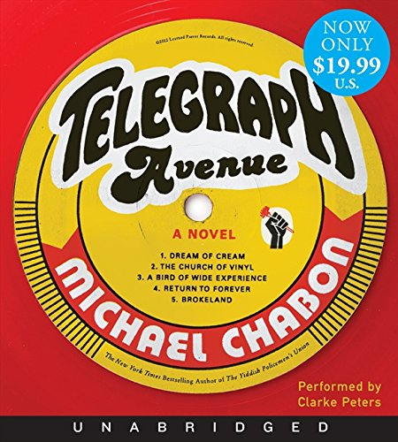 9780062270917: Telegraph Avenue Low Price CD: A Novel
