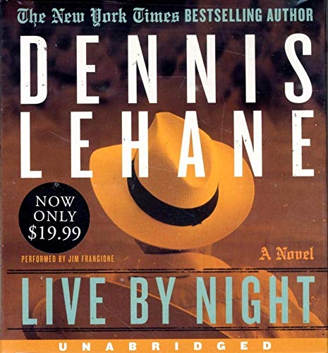 9780062270931: Live by Night Low Price CD (Joe Coughlin Series)