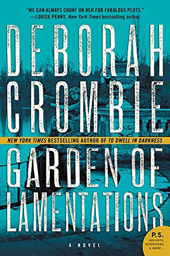 9780062271648: Garden of Lamentations: A Novel (Duncan Kincaid/Gemma James Novels)
