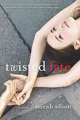 9780062272065: Twisted Fate
