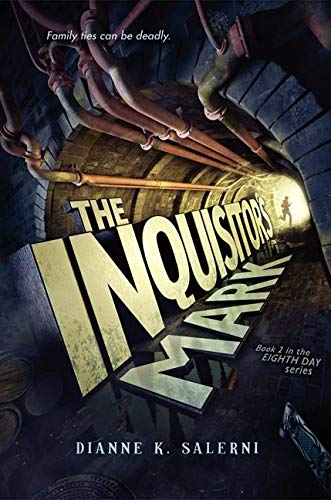 9780062272188: The Inquisitor's Mark (Eighth Day)