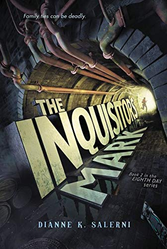 9780062272195: The Inquisitor's Mark (Eighth Day)