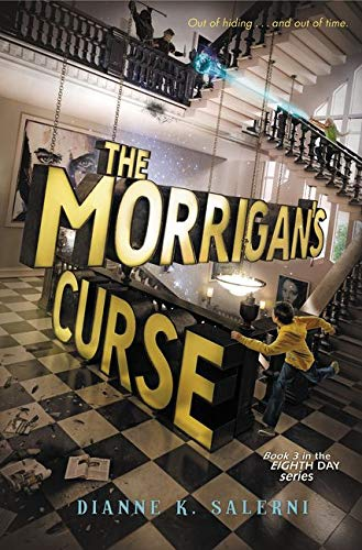 9780062272218: The Morrigan's Curse (Eighth Day)