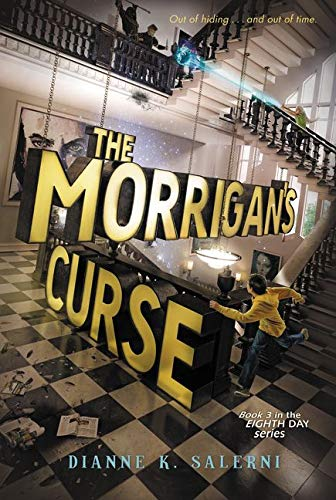 9780062272225: The Morrigan's Curse (Eighth Day)