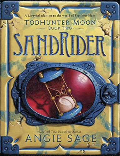 9780062272485: TodHunter Moon, Book Two: SandRider