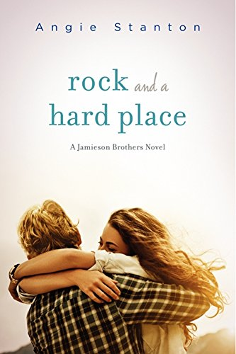 9780062272546: Rock and a Hard Place: A Jamieson Brothers Novel