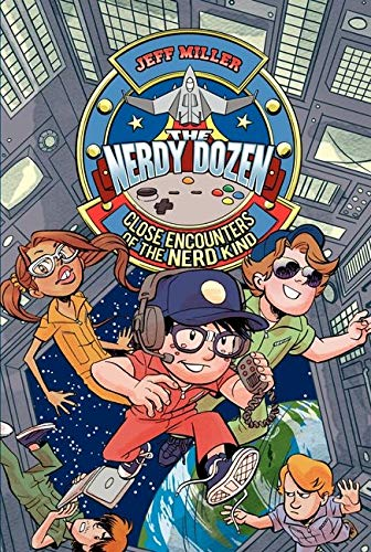 9780062272652: The Nerdy Dozen #2: Close Encounters of the Nerd Kind