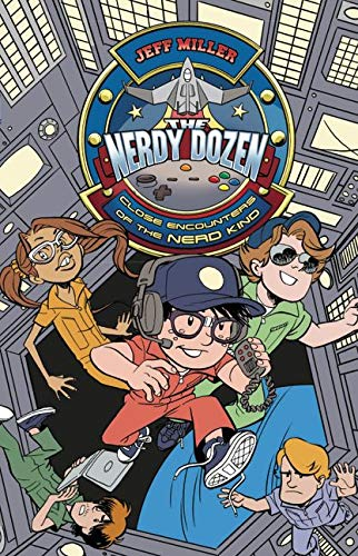 9780062272669: The Nerdy Dozen #2: Close Encounters of the Nerd Kind