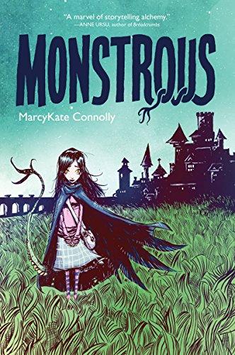 9780062272713: Monstrous