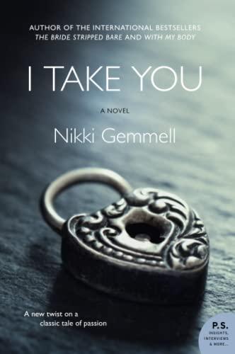 9780062273413: I Take You: A Novel (P.S.)
