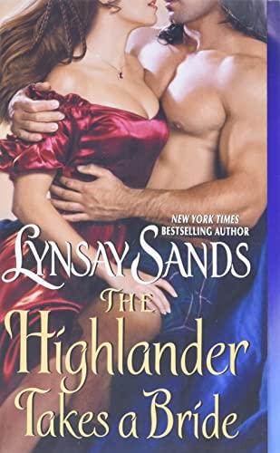 9780062273598: The Highlander Takes a Bride