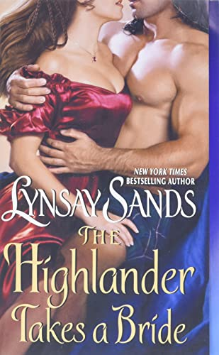 9780062273598: The Highlander Takes a Bride