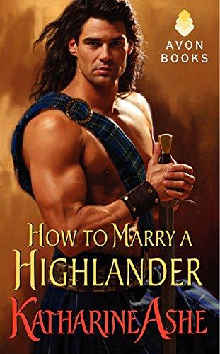 9780062273949: How to Marry a Highlander (Falcon Club Novella)