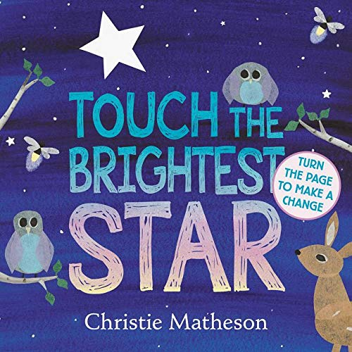 9780062274489: Touch the Brightest Star Board Book