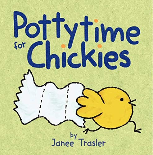 9780062274694: Pottytime for Chickies