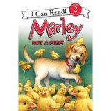 9780062274908: I Can Read Step 2 Marley - Beginning Reading 6 Book Set - Strike Three Marley - Firehouse Dog - Runaway Pumpkin - Big Adventure - Dog Who Ate My Homework - Not a Peep