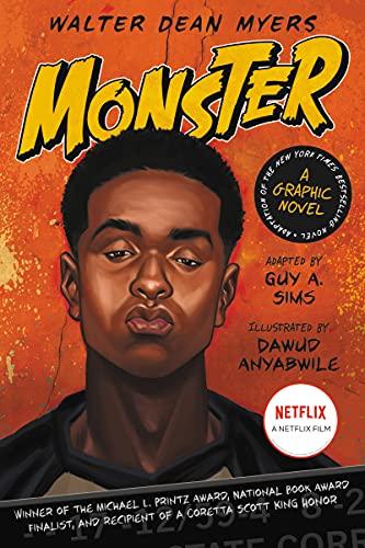 9780062274991: Monster: A Graphic Novel