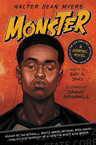 9780062275004: Monster: A Graphic Novel