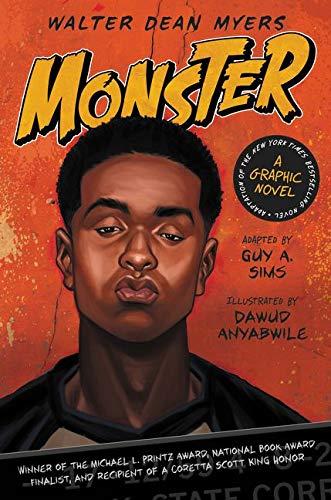 9780062275004: Monster: A Graphic Novel
