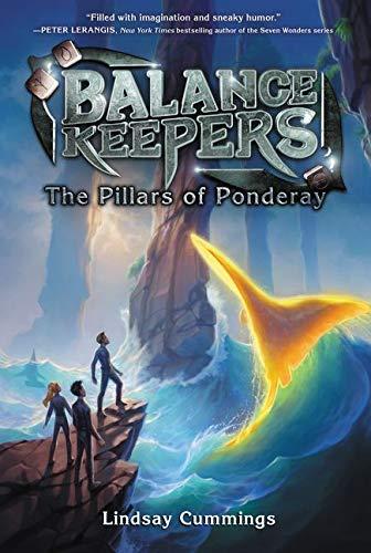 9780062275226: Balance Keepers, Book 2: The Pillars of Ponderay