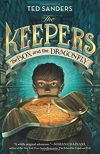 9780062275837: The Keepers: The Box and the Dragonfly (Keepers, 1)