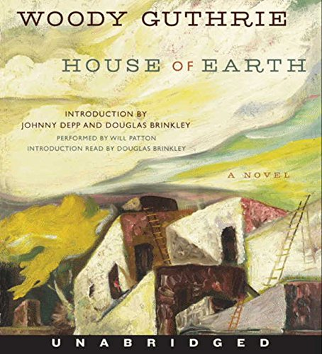 9780062276063: House of Earth Unabridged CD