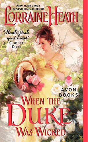 9780062276223: When the Duke Was Wicked (Scandalous Gentlemen of St. James Place)