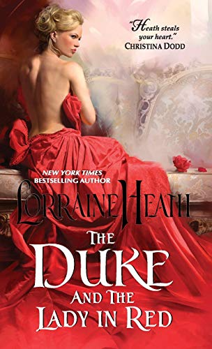 9780062276261: The Duke and the Lady in Red